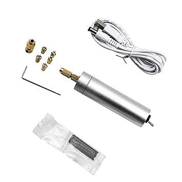 Sharplace Mini Pulidora Eléctrica Pulidora Accesorios Ordenador Portátil Cámara Fotografía - # 1: Amazon.es: Bricolaje y herramientas