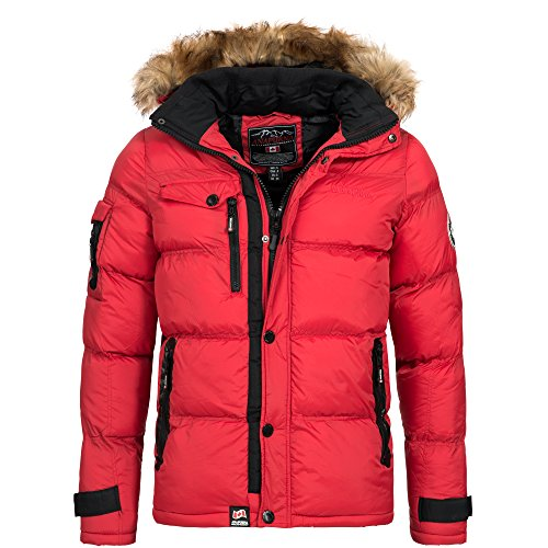 Geographical Norway Geographical Giacca Rot Norway Uomo Pq8d8w