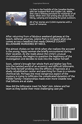 Murder of the Eccentric Billionaire: A Jolene Park-Attorney