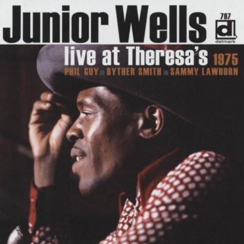 Live at Theresa's 1975 by Wells, Junior (Image #1)