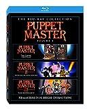 Puppet Master, Vol. 1 (Puppet Master / Puppet Master 2 / Puppet Master 3) [Blu-ray]: more info