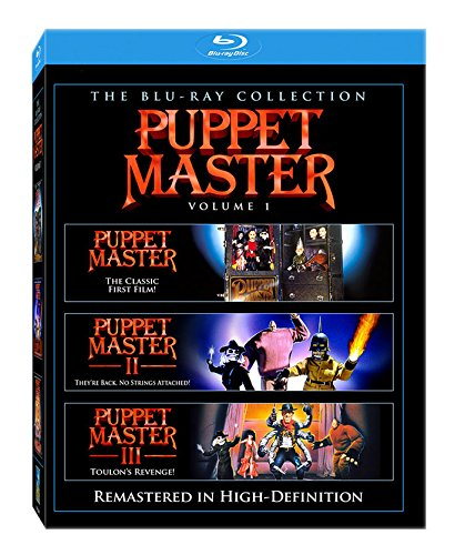 Pictures Of Scary Puppets - Puppet Master, Vol. 1 (Puppet Master