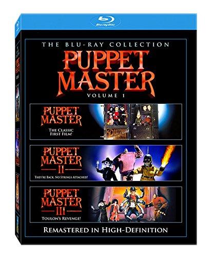 Puppet Master, Vol. 1 (Puppet Master / Puppet Master 2 / Puppet Master 3) (Scary Puppet Movies)