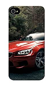 LJF phone case Forever Collectibles 2013 Bmw M6 Hard Snap-on Iphone 5/5s Case With Design Made As Christmas's Gift