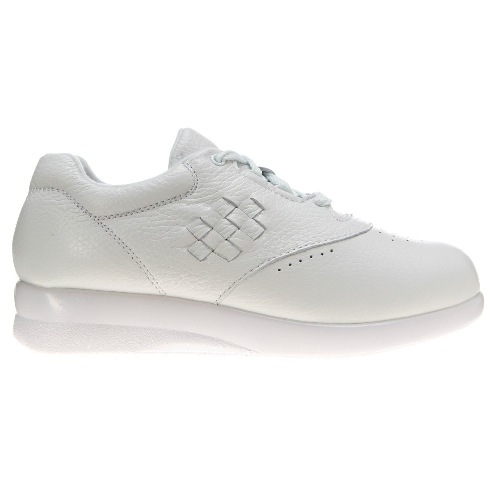 P.W. Minor Women's Leisure White Tumbled 8 M by P.W. Minor (Image #2)