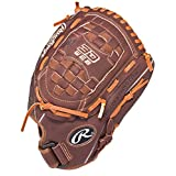 Rawlings FP125-6/0 12.5-Inch Fastpitch Series Ball Glove, Right-Hand Throw