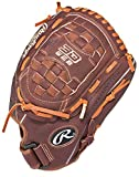 Rawlings Fastpitch Series 12.5-inch Outfield Fastpitch Glove, Right-Hand Throw (FP125)