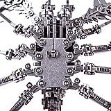 RuiyiF 3D Metal Puzzle Scorpion DIY Model
