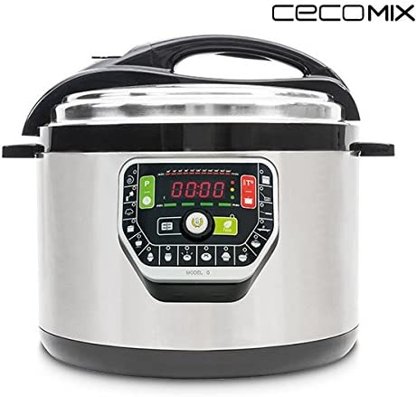 Robot de Cocina Cecomix G 2018 10 L: Amazon.es: Hogar
