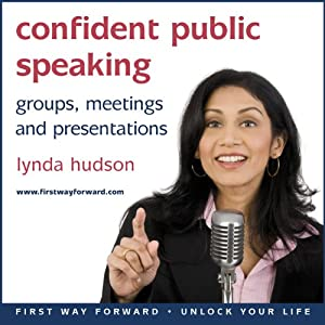 Confident Public Speaking Hörbuch