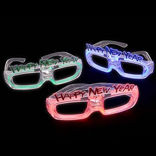 HAPPY Glasses Party Supplies Activated