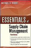 Essentials of Supply Chain Management, Third Edition (Essentials Series)