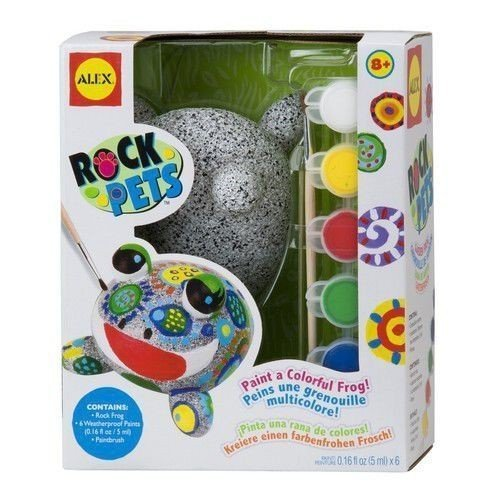 ALEX Toys Crafts Rock Pets Garden Frog by ALEX ()