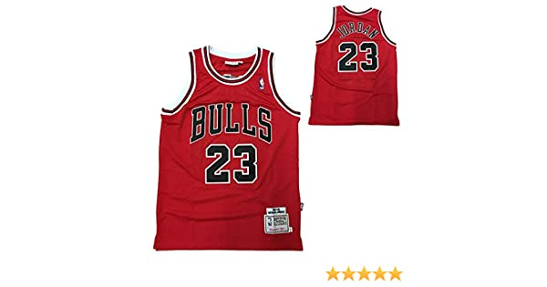 NBA Camiseta Retro Vintage - Michael Jordan - Chicago Bulls ...