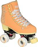 Chaya Melrose Elite Peaches & Cream Quad Indoor/Outdoor Roller Skates (Euro 41 / US 10)