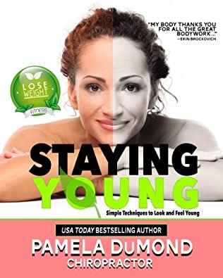 book cover of Staying Young