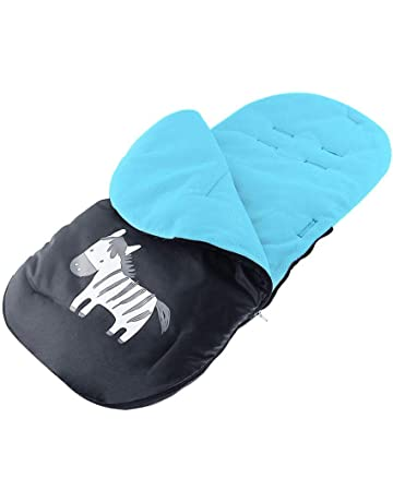 SUPERLOVE Saco De Dormir Universal para Cochecito, Cochecito para Bebés Seguro Calentador De Pies para