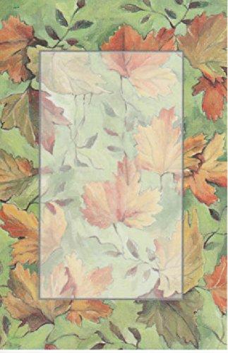 Vellum Fall Leaves Thanksgiving - Leaf Vellum