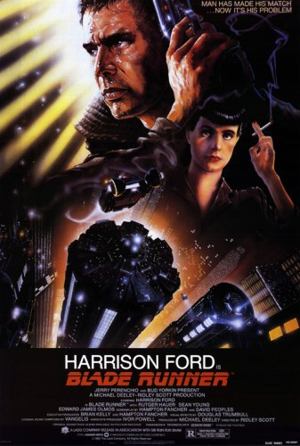 Image result for blade runner poster amazon