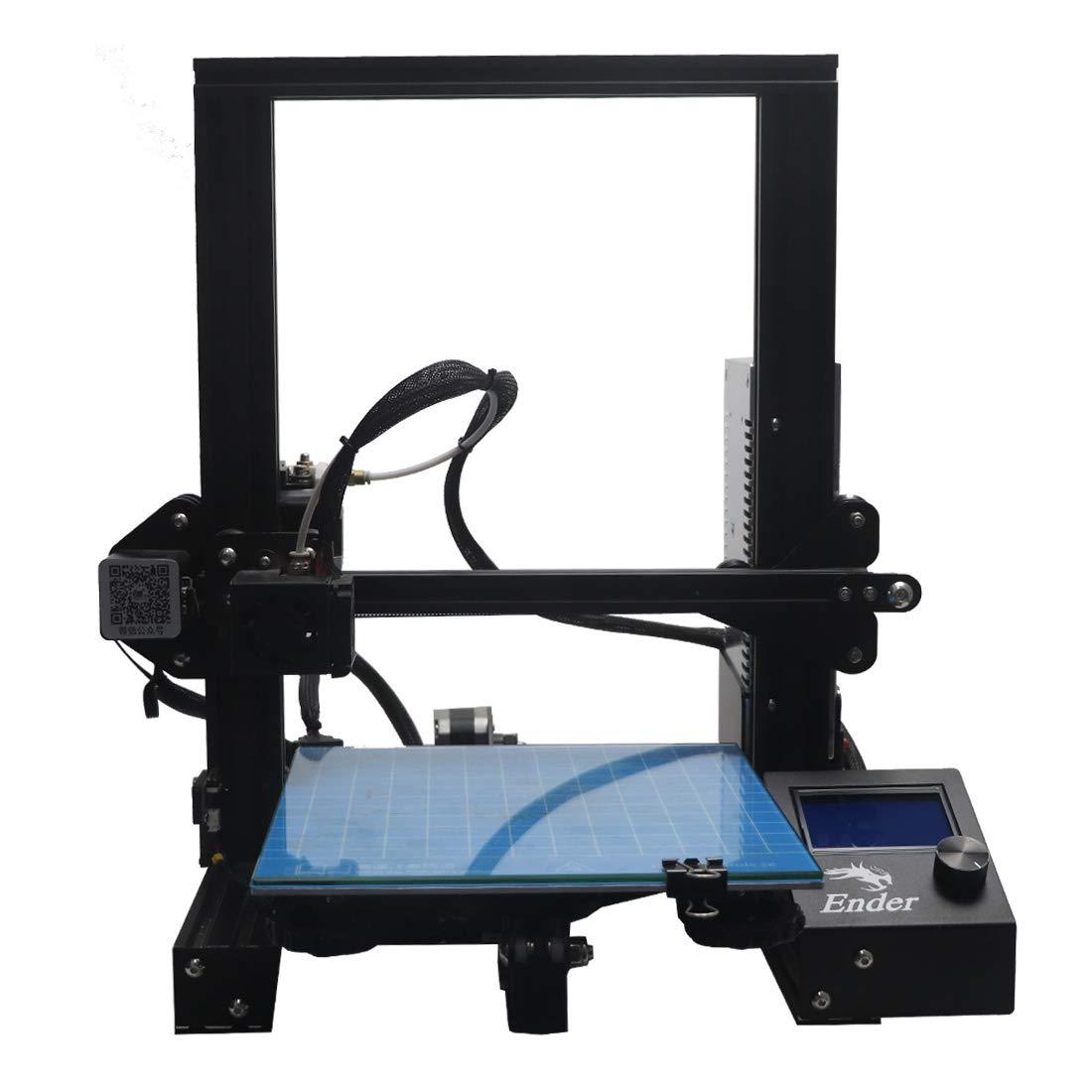 Glass Printer Bed 235x235x4.0mm Borosilicate Glass 3D