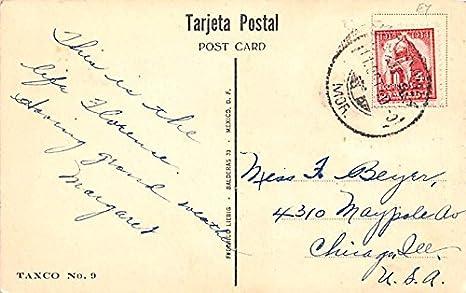 Amazon.com: Taxco Mexico Postcard Tarjeta Postal ...