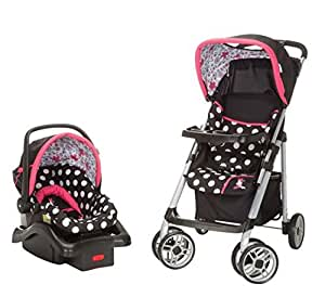 Amazon Com Disney Baby Minnie Mouse Coral Flowers