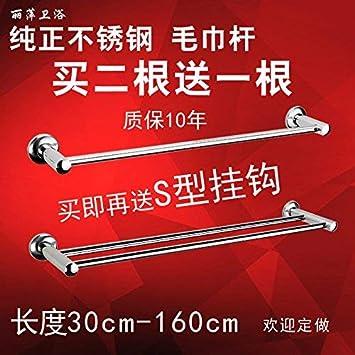 Amazon.com: Xixuan Store Toallero de Acero inoxidable 304 ...
