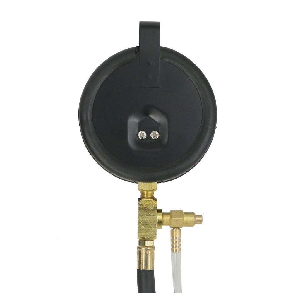 MRCARTOOL TU-443 Multifunction Fuel System Pressure Gauge fuel Injection Pressure Test Gauge Automotive Fuel Pressure Testers by AUTOOL (Image #5)