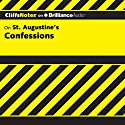 St. Augustine's Confessions: CliffsNotes Audiobook by Stacy Magedanz Narrated by Luke Daniels