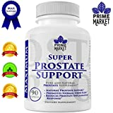 Super Prostate Support for Men Promote Healthy Urination with Standardized Saw Palmetto Berry Extract & Beta Sitosterol Capsules Reduce Enlarged Prostate and DHT Blocker Enhance Urinary Tract Health