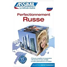 Perfectionnement Russe (Russian and French Edition) by Assimil Language Courses (2014-02-26)