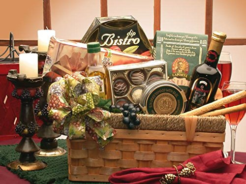 The Classic Italian Gourmet Gift Basket