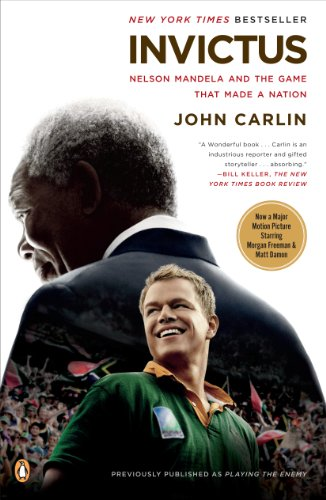 Invictus: Nelson Mandela and the Game That Made a Nation cover