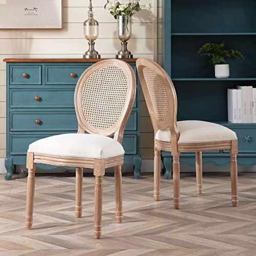 Recaceik Farmhouse Dining Chairs 2 PC