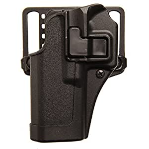 Blackhawk! SERPA Concealment Holster - Matte Finish, Size 25, Right Hand, (Smith & Wesson M&P 9/40 & Sigma)