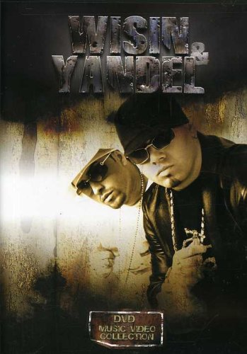 Wisin & Yandel DVD Music Video Collection by Universal Music