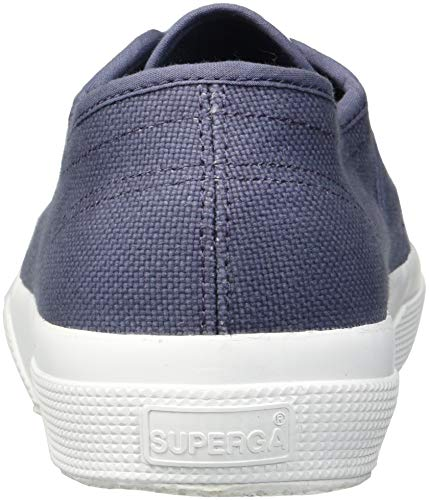 Pictures of Superga Women's 2750 COTU Sneaker Blue S000010 Blue Shadow 8