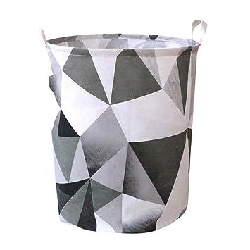 Wall-mounted Hanging Hamper Large Laundry Basket Clothes Socks Storage Holder P