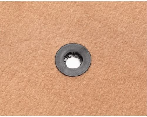 de 10.97 a 12.03 a medida Alfombra XJ8 Gama de alfombras ETILE 2 delanteras 2 traseras beis