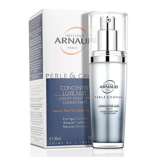 Institut Arnaud Paris Perle & Caviar Luxury Night Time Concentrate Natural Perle & Caviar Extracts
