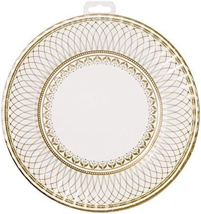 おしゃべりテーブル パーティー 磁器 大型 パーティープレート 43178-139250
