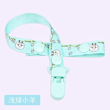 The New Baby Pacifier Clip Chain Dummy Holder For Nipples Children Pacifier Clip
