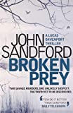 Front cover for the book Broken Prey by John Sandford