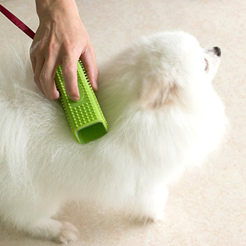 Remover PYRUS Silicone Grooming Shedding