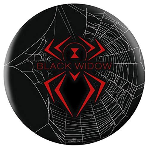 Hammer-OTB-Black-Widow-Black-Spare-Bowling-Ball-14lbs