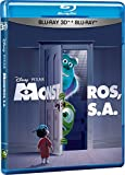 Blu-ray 3D Disney Monstros SA [ Monsters, Inc ] [ Audio and Subtitles in English + Portuguese ] [Blu-ray 3D + Blu-ray]