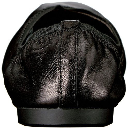 Aerosoles Women's Fable Ballet Flat Black Leather sIFmCAB2