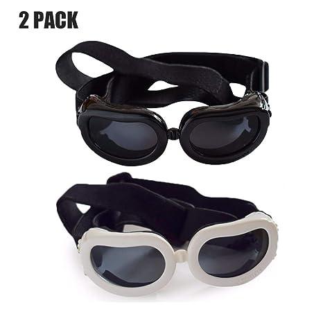 Gafas de Sol y Gafas de Nieve para Perros Gafas para ...