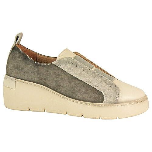 5e57dbfccb455 Hispanitas Slip On Trainer - 99010: Amazon.co.uk: Shoes & Bags