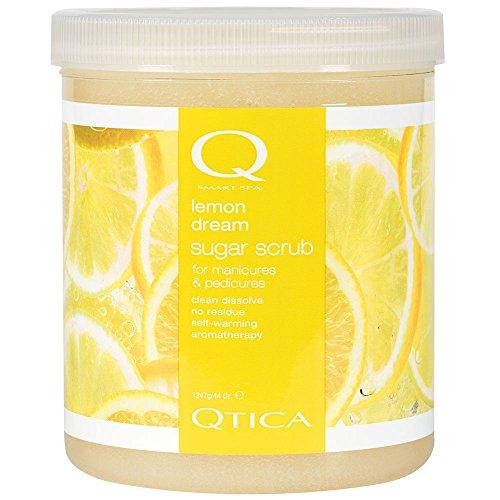 Qtica Smart Spa Sugar Scrub Lemon Dream 44 oz